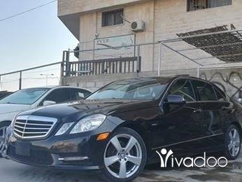 Mercedes-Benz in Beirut City - E350 model 2012 clean carfax and full options