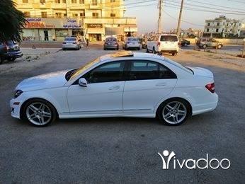 Mercedes-Benz in Nabatyeh - C250 2014