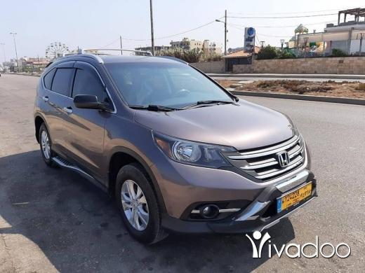 Honda in Tripoli - HONDA CRV 4×4