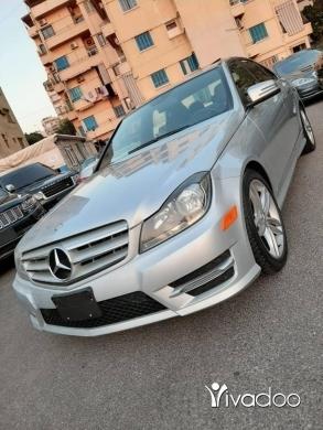Mercedes-Benz in Beirut City - MERCDES C 250 2012