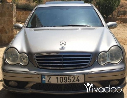 Mercedes-Benz in Beirut City - C230/2006