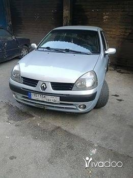 Renault in Beirut City - Renault clio 2002 full