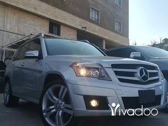 Mercedes-Benz in Zahleh -  Glk 350 model 2011 clean carfax and full options
