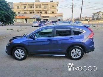 Honda in Nabatyeh - Honda crv 2014 Exl