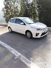 Toyota in Beirut City - Toyota yariss 2015 abs airbague 4 kahraba ac freezer farch lawnen dwelib jded at3a mou3ayaneh