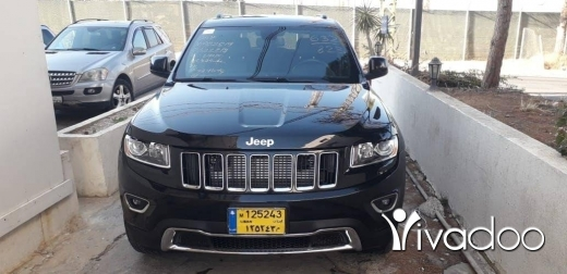 Jeep in Kfar Yachit - 2015. Cherokee laredo supper clean