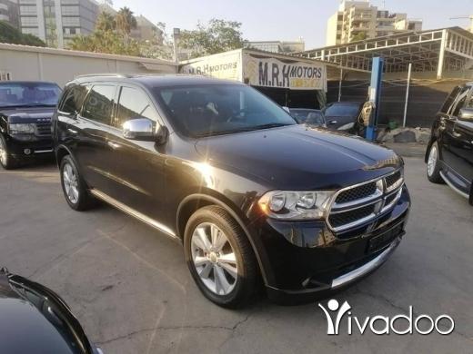 Dodge in Port of Beirut - Dodge Durango