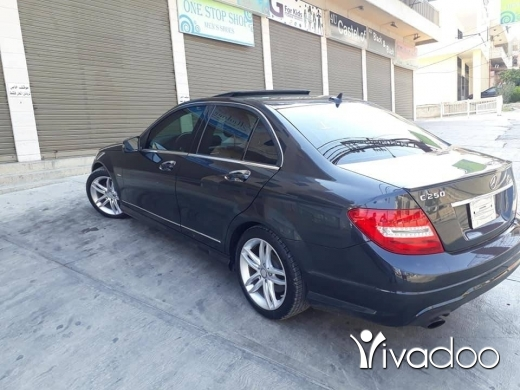 Mercedes-Benz in Beirut City - C250 2012 akkar