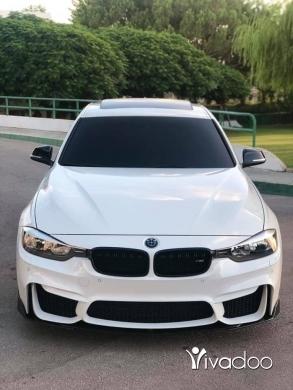 BMW in Sarafande - F30 2014 sarla 10 eyem b lebnen