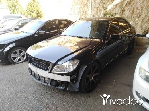 Mercedes-Benz in Port of Beirut - C250 2014