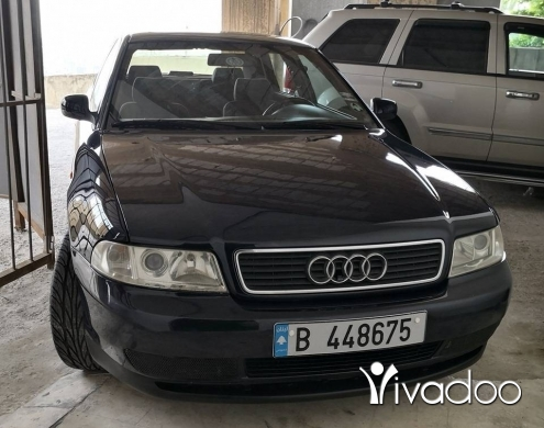 Audi in Fanar - audi a4 model 96 full automatic AC
