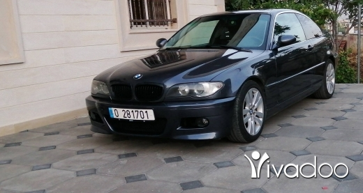 BMW in Beirut City - Bmw coupe 325ci 2002