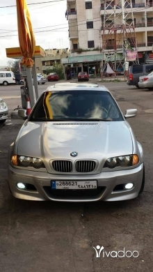 BMW in Beirut City - E46 323 engine 328 sport pakage full
