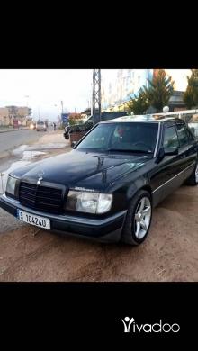 Mercedes-Benz in Bekka - مرسيدس ٢٨٠ صندوق ٣٠٠ موديل ١٩٩٣