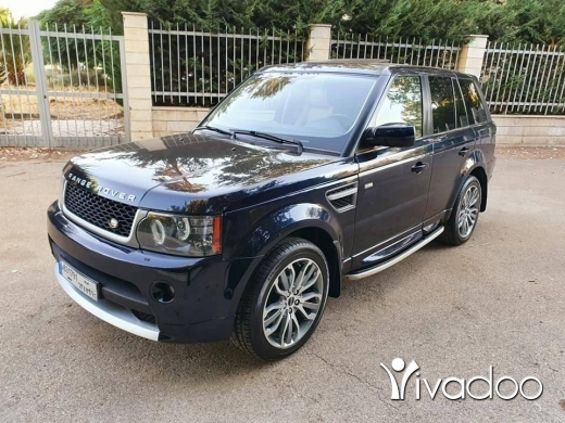 Rover in Port of Beirut - Range rover sport hse model 2006 look 2012