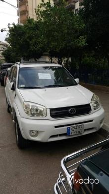 Toyota in Abou Samra - تويوتا رافور ٢٠٠٢