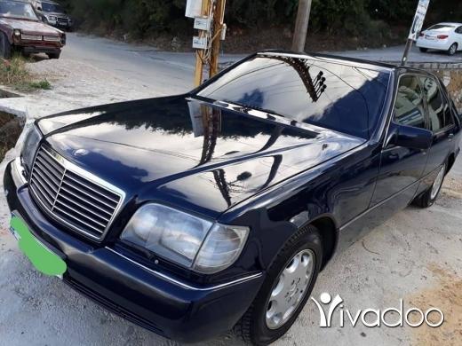 Mercedes-Benz in Aley - مرسيدس شبح