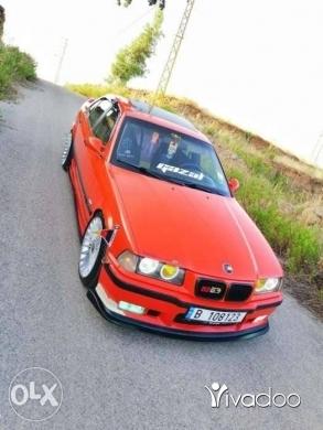 BMW in Tal Bireh - Boy