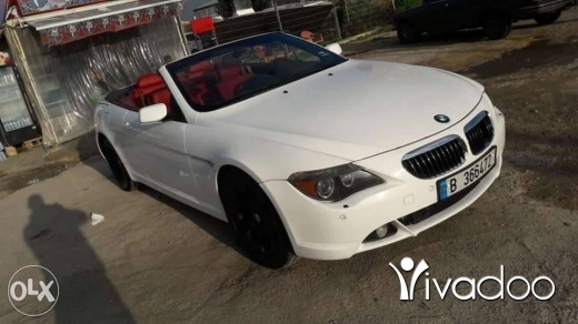 BMW in Sour - Bmw 645 model 2004 for sale or trade 3a 4x4