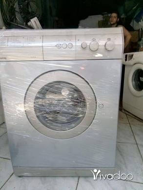 Washing Machines in Beirut City - غسالة سميغ ايطالية مكفووولة
