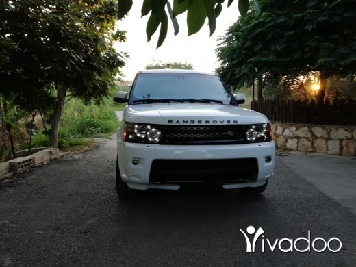 Land Rover in Beirut City - Range rover sport hse 2012, ajnaby