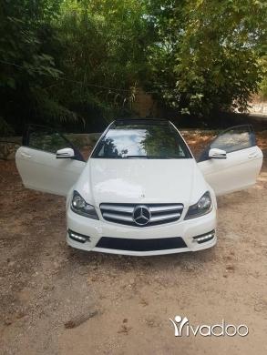 Mercedes-Benz in Zgharta - C 250 2013