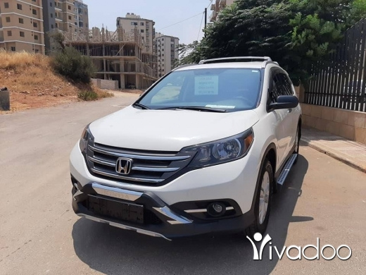Honda in Tripoli - Spcial jeep honda crv 4x4 model 2014 2ajnabi clean car fax