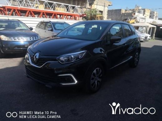 Renault in Beirut City - Renault captur model: 2018