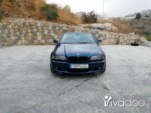 BMW in Beirut City - 330 vitesse