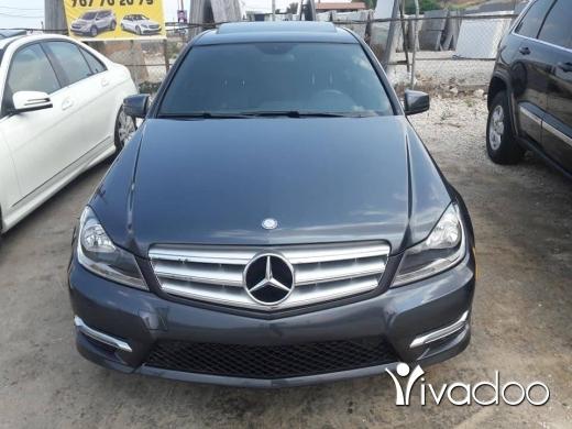 Mercedes-Benz in Beirut City - c 250 2013