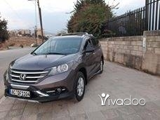 Honda in Tripoli - Special jeep HONDA CRV model 2014 4×4
