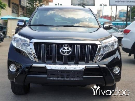 Toyota in Beirut City - 2014 Prado VX-R