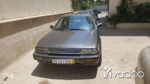 Honda in Beirut City - Honda accord 88