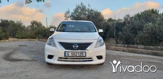 Nissan in Deir Kanoun - نسيان صني 2015