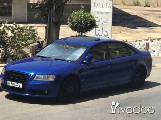 Audi in Beirut City - Car