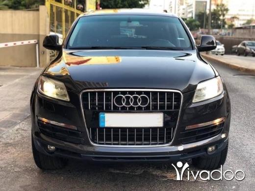 Audi in Beirut City - audi