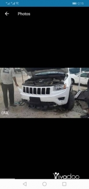 Replacement Parts in Dahr el-Ain - 2eta3 faret grand cherokee
