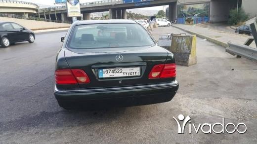 Mercedes-Benz in Sour - ام عيون