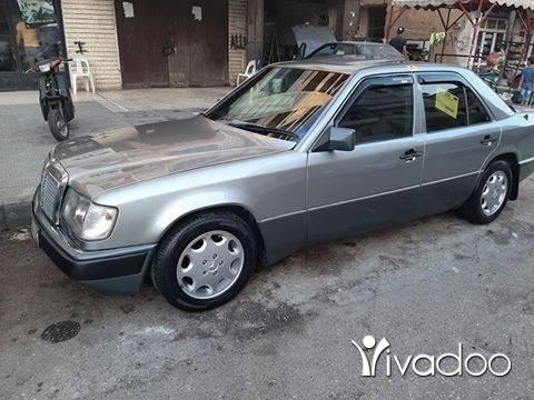 Mercedes-Benz in Tripoli - مرسيدس ٣٠٠