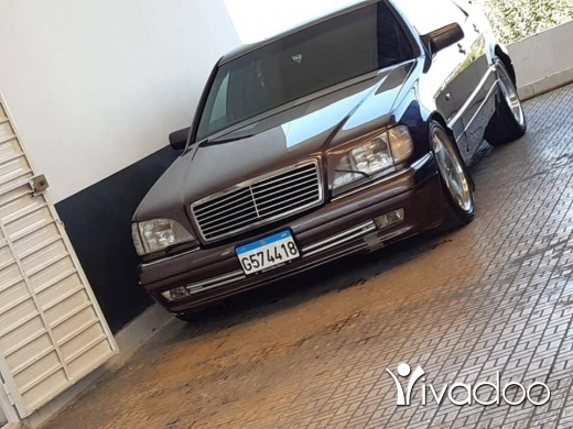 Mercedes-Benz in Tripoli - mersedes s500 1992 look amg