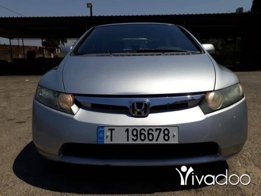Honda in Dahr el-Ain - Honda civic like new for sale