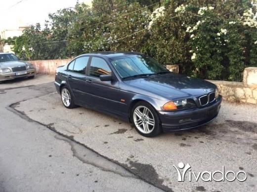 BMW in Nabatyeh - Bmw 325 model 2002 full optionx