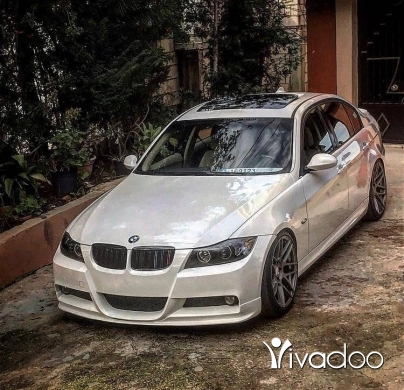 BMW in Nabatyeh - E90 2008 sherke look M.tech