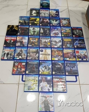 Games in Tripoli - Ps4 games
