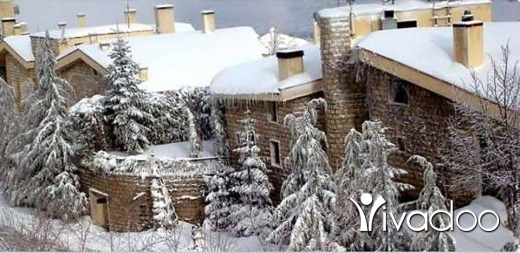 Apartments in Faraya - Breathtaking Luxurious All Season 200 sqm Duplex Chalet in the Heart of The Mountains of Lebanon