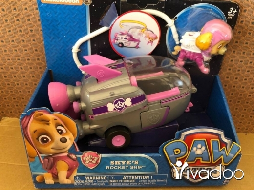 Baby Toys in Antelias - Genuine brand new paw patrol Stella character with its rocket ship