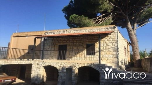 Penthouse in Mounsef - Old House for Sale Maad Jbeil