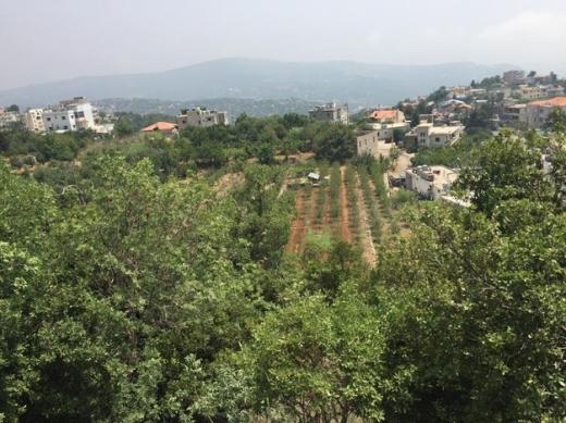 Land in Jeita - ارض للبىع في كفر دبيان  واجهة طريق