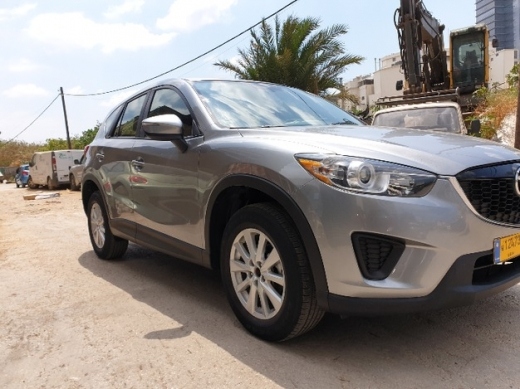 Mazda dans Fanar - for sale   Maxda CX5 2014