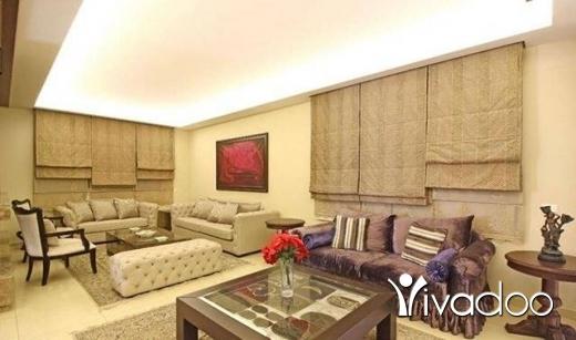 Apartments in Baabda - للبيع دوبلكس في بعبدا ٤٠٠ م مفروش بالكامل سوبر دولكس مميز جدا بناء حديث تل 81894144